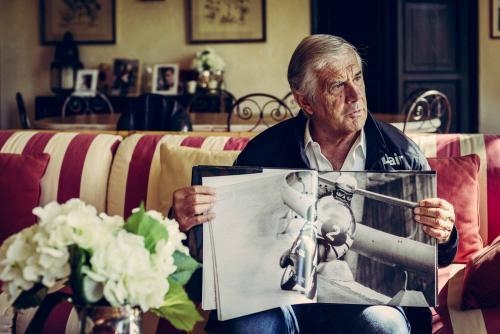 Giacomo Agostini ritratto 2