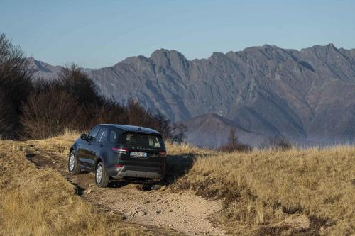 Automobilismo LandRover Discovery 663 ps web
